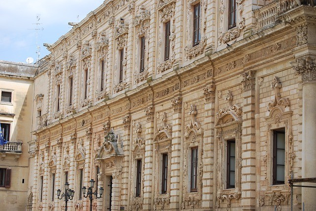Lecce City Tour with Private Guide available 4 hours