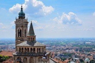 Excursión a Bergamo Alta con guía privado disponible 3 horas.