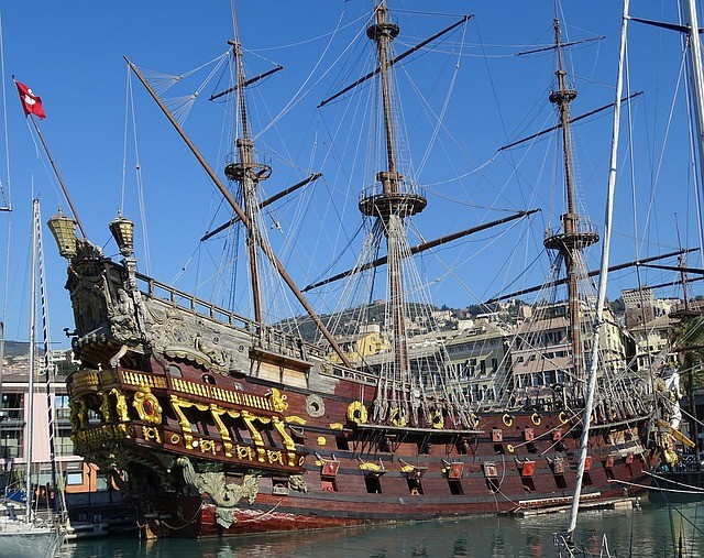 Genoa City Tour with Private Guide available 3 hours