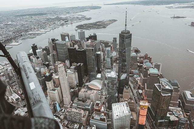 New York: Helicopter Tour