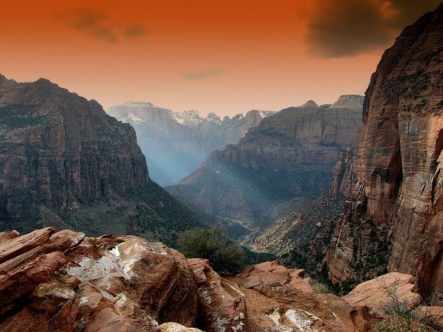 Las Vegas: Zion Park, Bryce Canyon and Valley Of Fire - 2 days