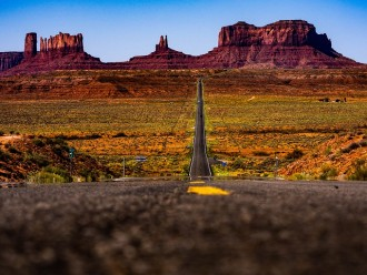San Francisco: Yosemite Park, Las Vegas, Hoover Dam, Sedona, Monument Valley, Horseshoe Bend and Antelope Canyon - 7 days