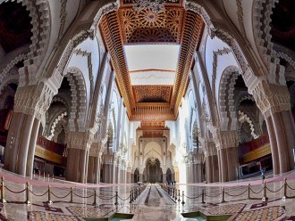 Casablanca and Hassan II Mosque Private Tour