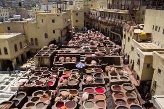 Full Day Tour of Fez from Casablanca