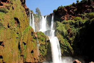 Marrakech: Full day excursion to the Magic Ouzoud Falls