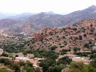 Marrakech: Tour to Atlas mountains along the Berber Trail