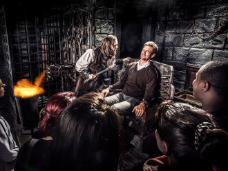 Ticket: London Dungeon