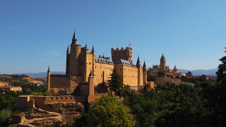 Fly and Drive Historical Regions of Castile Tour - 6 days / 5 nights