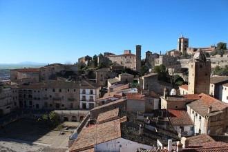 Fly and Drive Historical Regions of Extremadura - 7 days / 6 nights