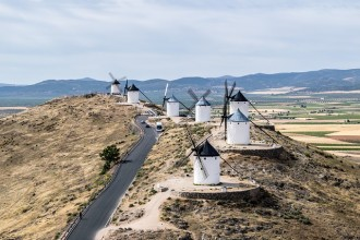 Fly and Drive The soul of Spain - 8 days / 7 nights