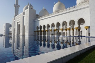 Abu Dhabi Full Day Without Lunch from Dubai