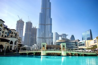 Dubai Full Day Tour With Lunch from Dubai