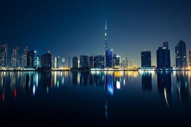 Burj Khalifa y Fuentes Musicales