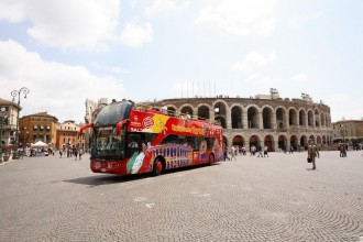 Verona City Sightseeing Tour - Ticket 24 hours
