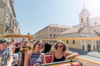 Budapest City Sightseeing - Ticket 24 hours