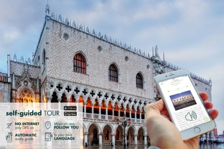 St. Mark And Rialto Self-guided Tour