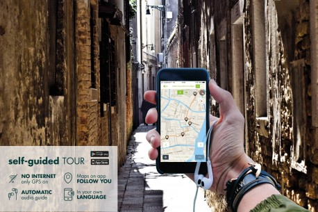 Discover All Treasutres In Venice: Self Guided Tour