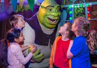 Ticket: London Shrek's Adventure