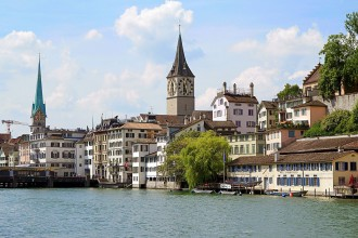 Private Tour of Zurich 2 hours in Private