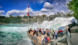 Day trip to the Black Forest, Titisee and Rhine Falls from Zurich