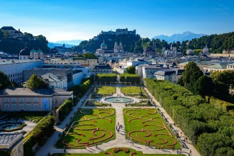 Full day tour of Salzburg and the Lake District from Munich