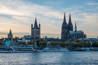 Private guided tour of Cologne