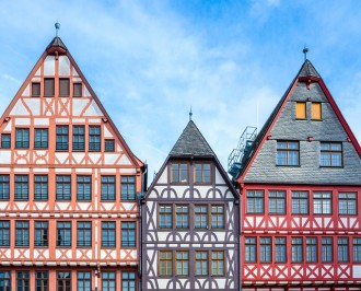 Private guided tour of Frankfurt