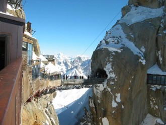 Chamonix Mont Blanc day trip with cable car and mountain train from Geneva