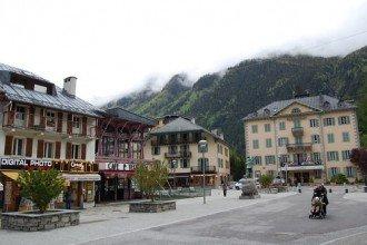 Chamonix Mont Blanc half day tour from Geneva