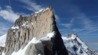 Chamonix Mont Blanc half day trip with cable car and mountain train from Geneva