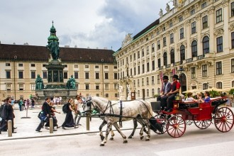 Private guided tour of Vienna