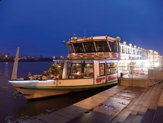 Evening Boat Cruise with Viennese Songs with dinner