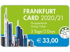 Frankfurt Card 2 Days Group (Up To 5 People)