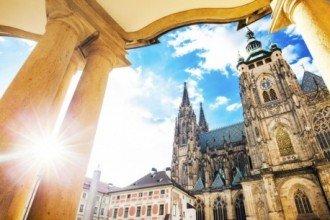 Prague Castle: short introduction and entrance ticket to Prague Castle