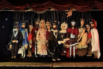 Don Giovanni National Marionette Theatre in Prague