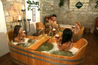 Beer Spa with unlimited beer