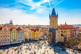 The Best of Prague with Lunch and River Cruise in Prague - Private