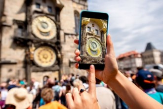 Discovering Prague: Half-Day Walking Tour - Private
