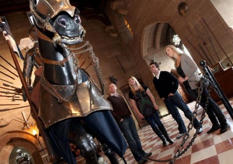 Warwick Castle Summer Adult (Child to 4 Free)