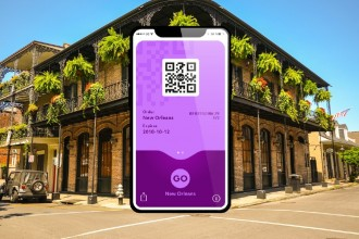 Go New Orleans Pass 2 Days