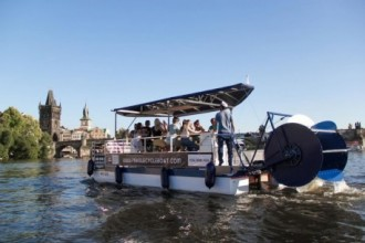 Party Cycle Beer Boat