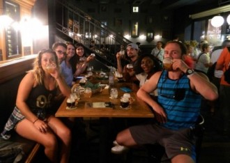 Brewery Tour with Tapping School and Dinner