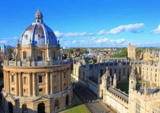 Windsor, Oxford and Stonehenge tour from London