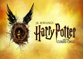 Harry Potter and the Cursed Child Show Ticket