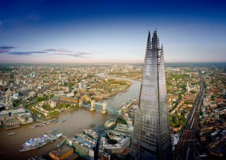 Entrance Ticket: The View from The Shard