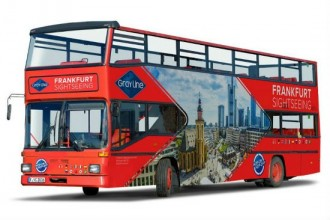 Frankfurt Express Express City Tour 1 Hour
