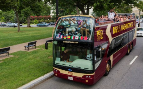 Washington Dc Tour Bus >> Washington Dc Big Bus Sightseeing Tour All Loop 2 Days Sellingtrip Com