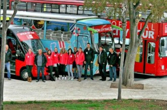 Split Bus Pass Sightseeing Tour - Ticket 24 hours