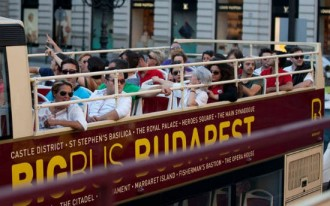 Budapest Big Bus Deluxe Tour 3 Days