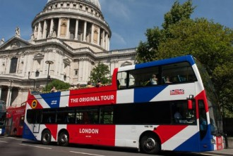 Original London Sightseeing Tour Ticket 48 hours
